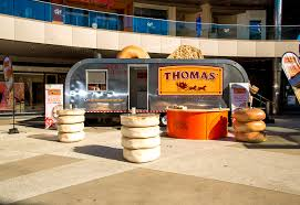 English Toaster Thomas U0027 Mobile Tour Offers Breakfast Like No Other