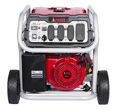 sua12000e portable generator a ipower