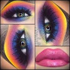 sunset eyes makeupforeverofficial flash palette yellow