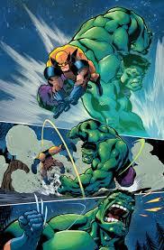 smash slash bash hulk wolverine liamshalloo deviantart