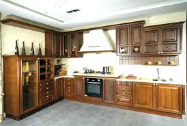 Solid Wood Kitchen Cabinets Wholesale Unfinished Oak Kitchen Cabinet Wall Cabinet In Unfinished Wood