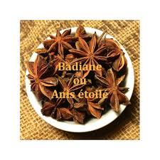 etoile de badiane cuisine badiane entière anis étoilé achat en ligne description