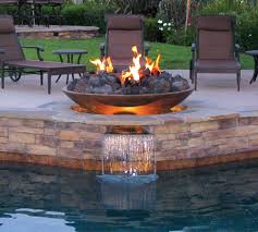 Pictures Of Fire Pits In A Backyard by Fire As The Focal Point Aqua Magazine