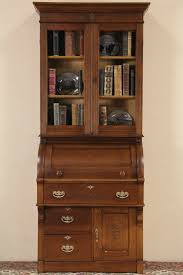 secretary desk with bookcase victorian secretary desk bookcase desk ideas