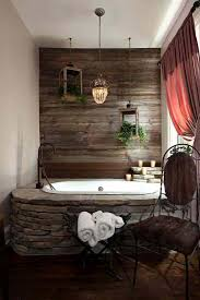 master bathroom ideas bathroom luxury master bathroom design with stone tub and wooden
