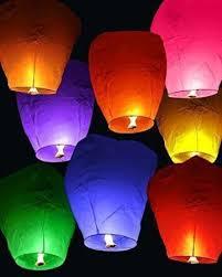 lantern kites buy smartslide 10 pcs pack sky flying lantern paper
