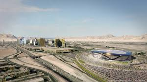 las vegas raiders images of their stunning 2 billion stadium