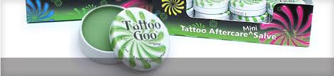 tattoo goo aftercare barber dts uk