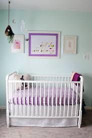 purple crib bedding sets at home and interior design ideas