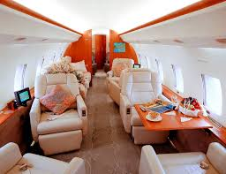 Global Express Interior Global Express Xrs Private Jet Charters