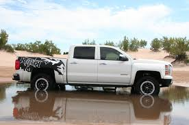 Ford Diesel Truck Decals - 2014 chevrolet silverado reaper first drive