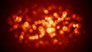 classic christmas motion background animation perfecty loops sparkling looped motion animation with hot defocused bokeh