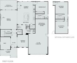 hawthorne at barrington new homes in brentwood ca tri pointe hawthorne plan 4 floor plan 1