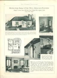 1920s floor plans house plan 1927 100 bungalows of frame and masonry construction