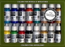 paizo com vallejo model color set medieval colors 16
