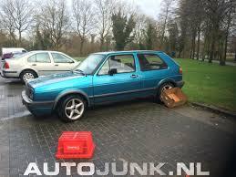 volkswagen golf 1986 1986 volkswagen golf mk2 gti foto u0027s autojunk nl 189844