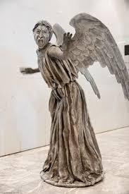 Weeping Angels Halloween Costume Halloween Costume Idea Living Statue Halloween