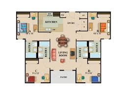 4 bed 4 bath apartment in corpus christi tx islander