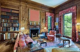 living room in mansion david rockefeller u0027s historic upper east side mansion lists for