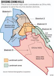 Elac Map Chino Hills High Map Image Gallery Hcpr