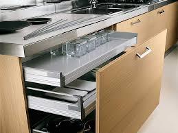 cassetti per cucina il controllo qualità degli accessori in cucina