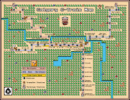 Montreal Metro Map Get Around With These Super Mario 3 Themed Metro Maps