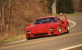 golden ferrari price ferrari f40 archived instrumented test u2013 review u2013 car and driver