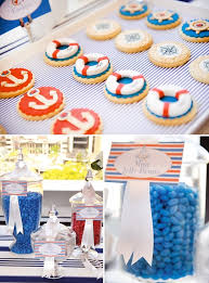 Nautical Party Theme - 43 best nautical theme images on pinterest nautical party