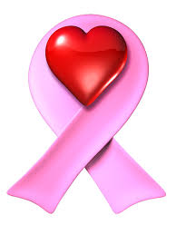 breast cancer awareness pink ribbon stickers by bmgdesigns