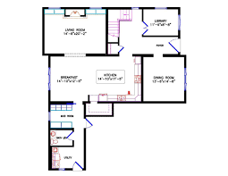 Colonial Home Floor Plans Colonial