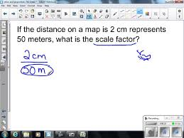 What Is Map Scale Scale Drawings And Scale Factors 7th Grade Math Youtube