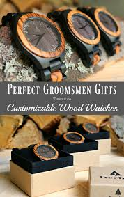 best and groomsmen gifts best personalized groomsmen gifts watches