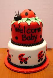 ladybug cakes for baby shower baby shower diy