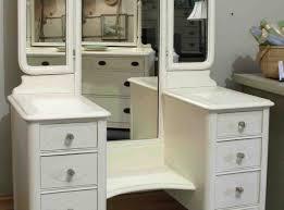 Vanity Storage Stool Bench Gripping White Vanity Stools Benches Gripping Coyle White