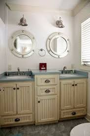 Beachy Bathroom Mirrors by Today We Prepared For You A Collection Of Nautical Bathroom Decor