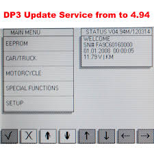 digiprog iii update service 4 94 from 4 84 to newest version mcn05