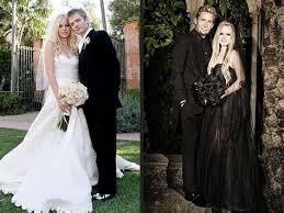 avril lavigne black wedding dress avril lavigne chad kroeger wedding 28 images avril lavigne and