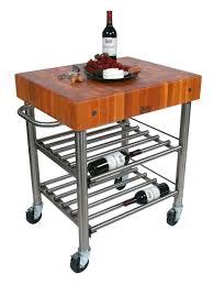best wine carts wood and steel wine racks