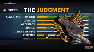 modern combat 5 update 12 u0027the judgment u0027 pistol reveal youtube