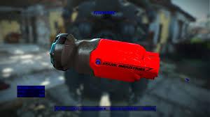 fallout 4 iron man fusion core retexture fallout 4 mod download