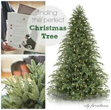 finding the perfect christmas tree city farmhouse