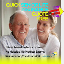 instant life insurance quote 20 compare rates for seniors