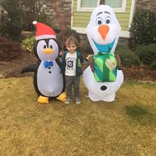 north augusta vandals replace christmas decorations they destroyed