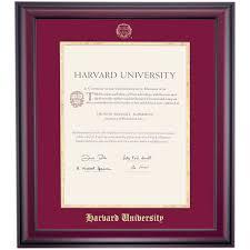 harvard diploma frame harvard traditional for graduate degree diploma frame harvard