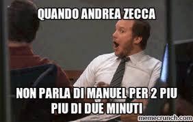 Meme Andrea - andrea zecca