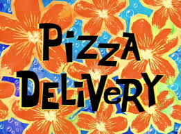 pizza delivery transcript encyclopedia spongebobia fandom