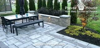 Paved Garden Ideas Paver Landscape Ideas Backyard Landscaping Ideas Stones Walkway