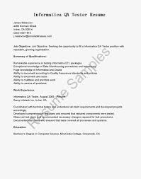 quality engineer cover letter cover letter qa tester