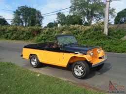 jeep commando custom custom jeepster commando convertible