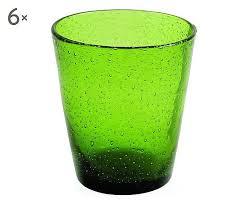 bicchieri verdi oltre 25 fantastiche idee su vetro verde acqua su